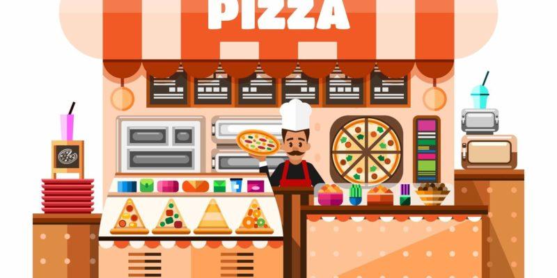 nuovo anno aprire pizzeria