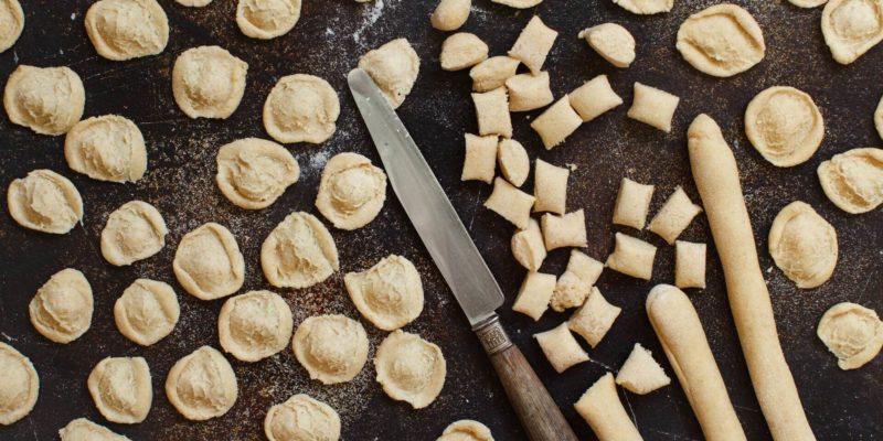 Preparare la pasta fresca con grani antichi cosa cambia