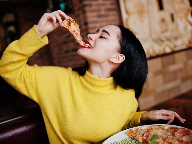 """Sapevi che la pizza crea una """"sana"""" dipendenza Ecco perché"""
