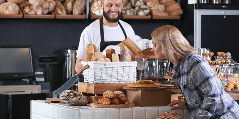 come approcciare clienti panetteria